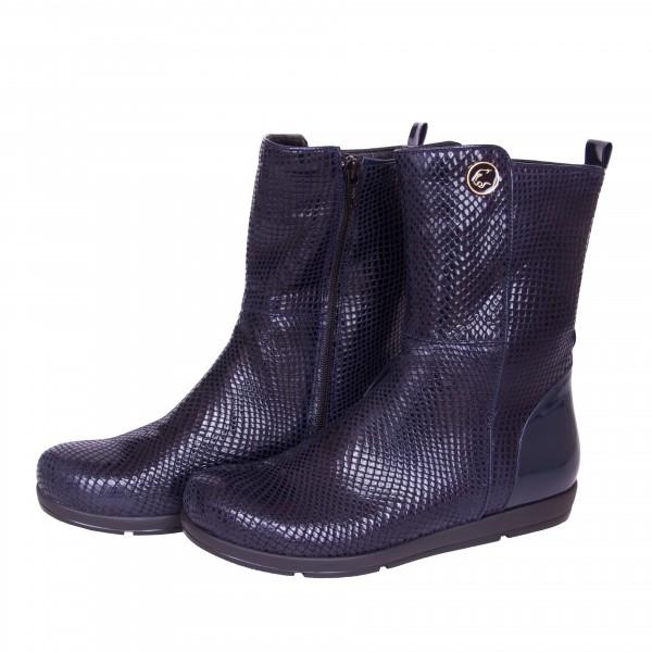 Ботинки со змейкой Feroli