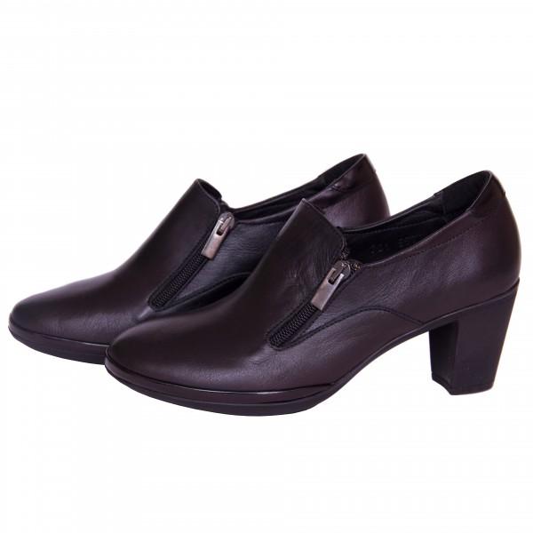 Туфли на среднем каблуке Endican