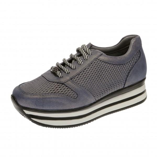 Кроссовки на платформе Alpino