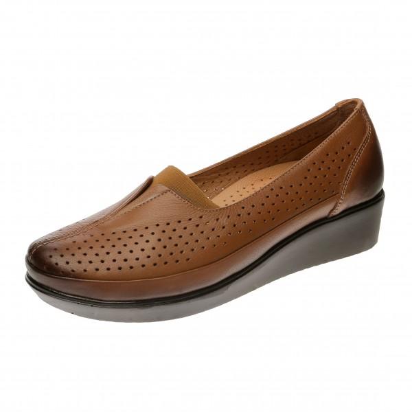 Туфли перфорированные Amati