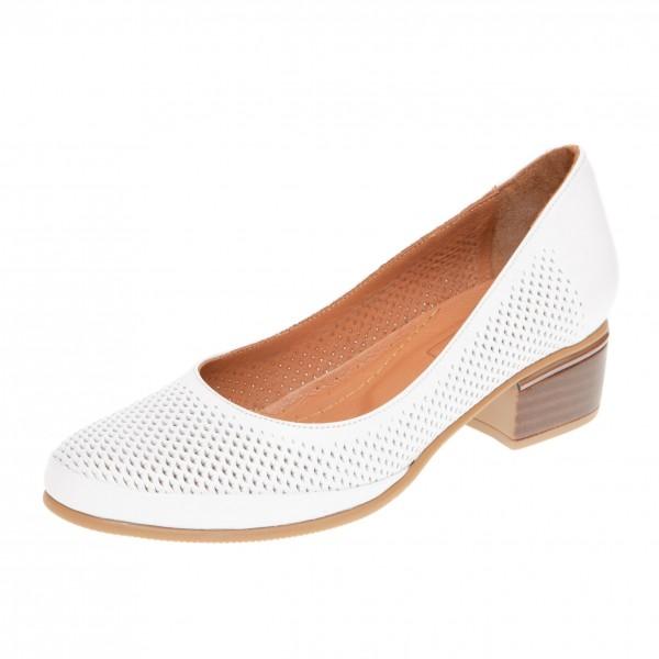 Туфли на удобном каблуке Phany