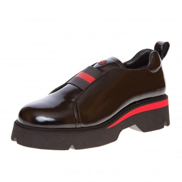 Туфли на низкой платформе Evromoda