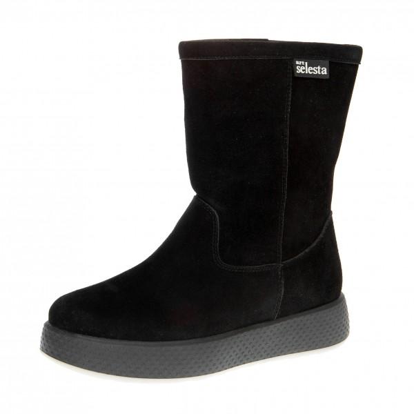 Ботинки на низкой платформе Selesta