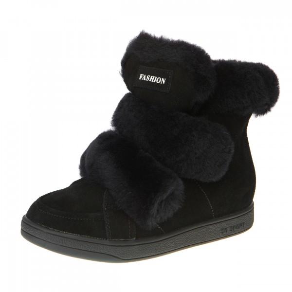 Ботинки с липучками Farinni