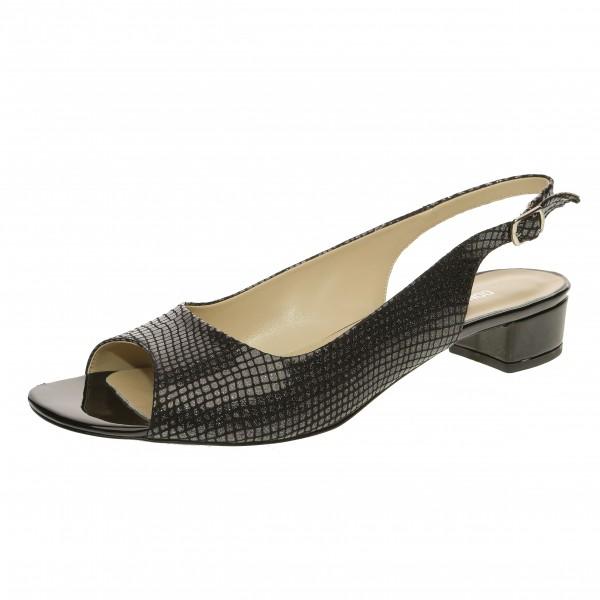 Босоножки на низком каблуке Donna Style