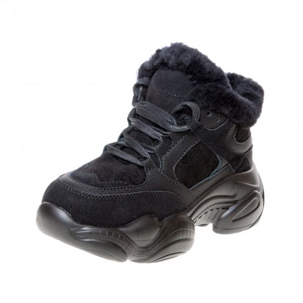 Ботинки со шнурком Loris Bottega