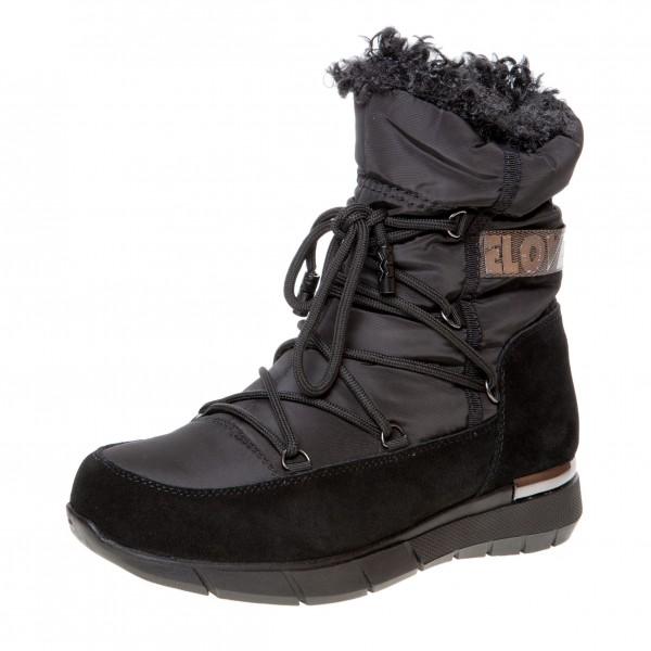Ботинки со змейкой Lonza