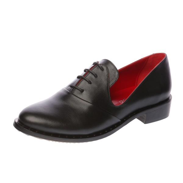 Туфли со шнурком Evromoda