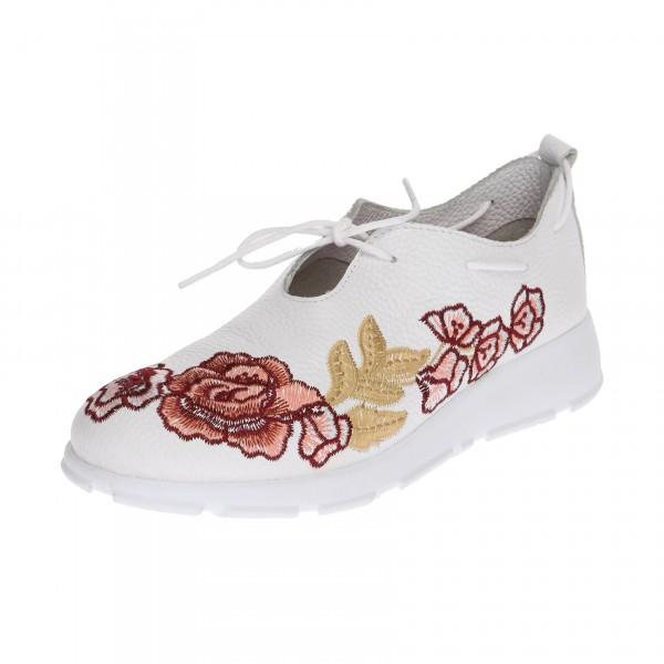 Туфли спортивные с вышивкой Evromoda