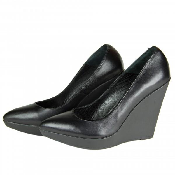 Туфли на танкетке Bottega