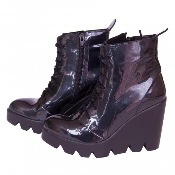Ботинки на платформе Bueno