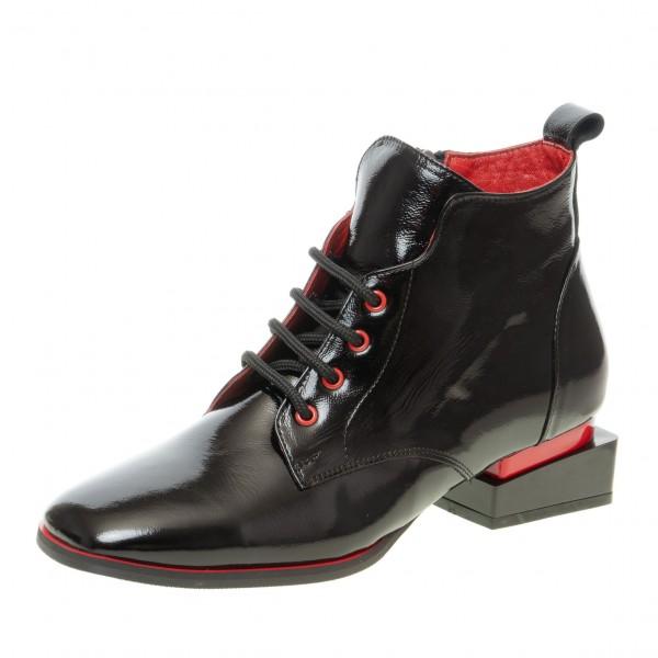 Ботинки со шнурком Evromoda