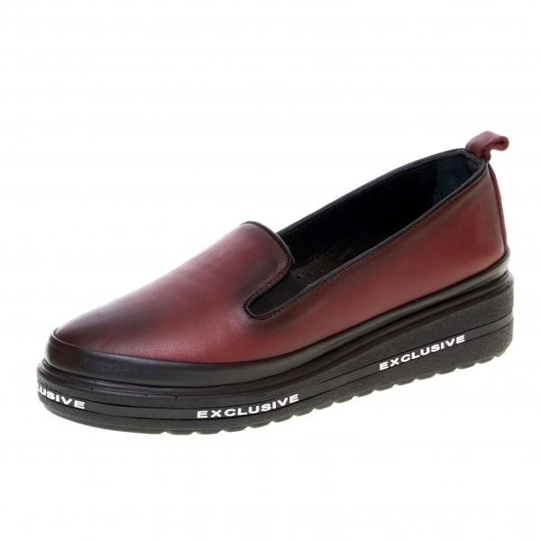Туфли с резинками Evromoda