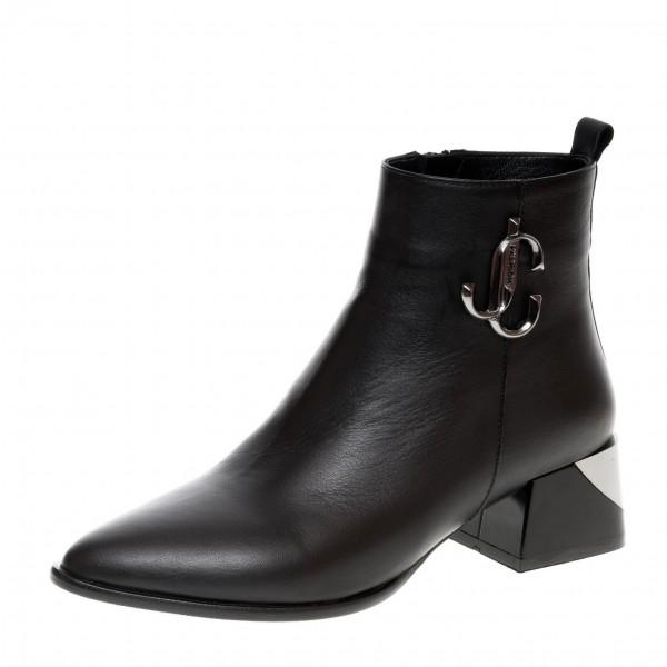 Ботинки со змейкой Yulia Ferra