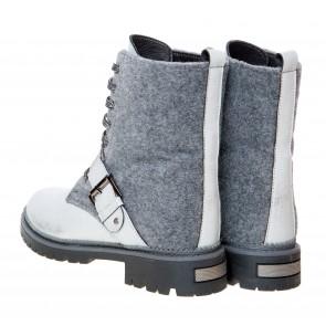 Ботинки со шнурком Kluchini