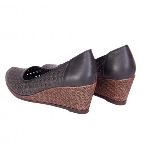 Туфли перфорированные Mumi