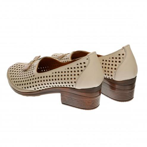 Туфли на удобном каблуке Endican