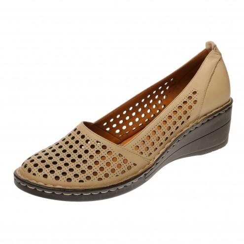 Туфли на танкетке Liza Dora