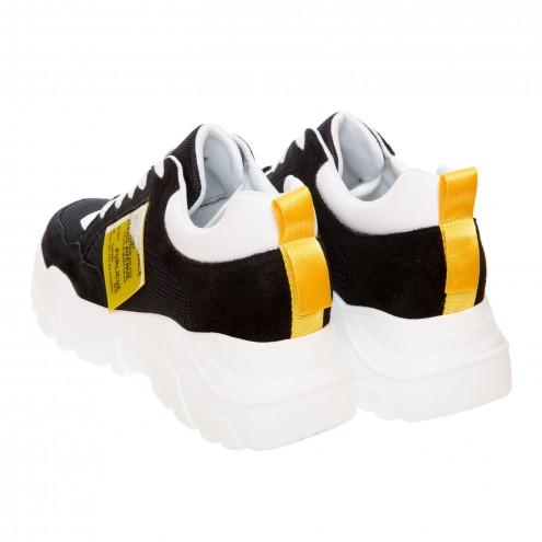 Кроссовки на платформе Allshoes