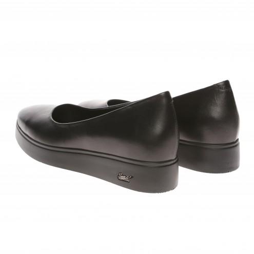 Туфли на низкой платформе Guero