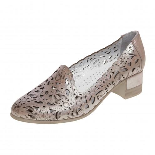 Туфли с перфорацией Magnolya
