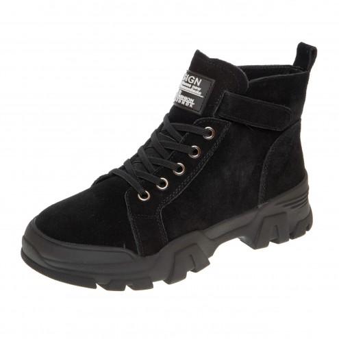 Ботинки с липучками Lonza