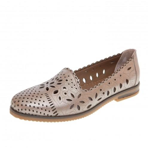 Туфли с перфорацией Phany