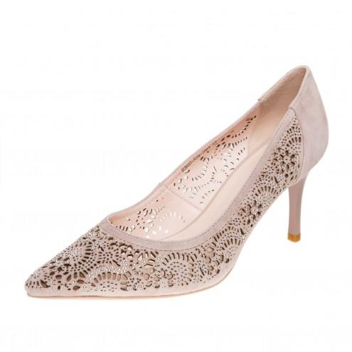 Туфли на низком каблуке Barborrylia