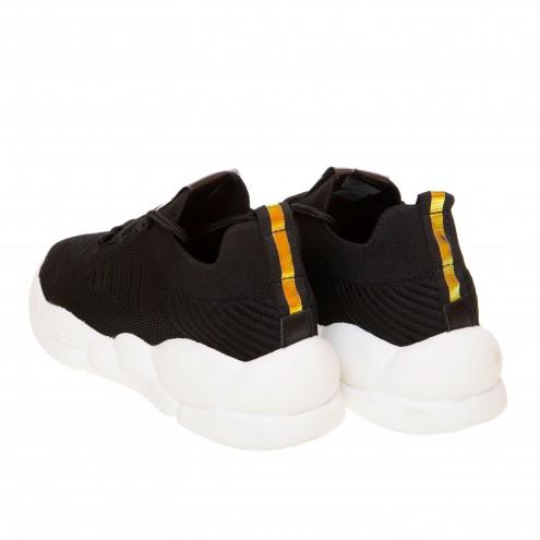 Кроссовки со шнурком Loris Bottega
