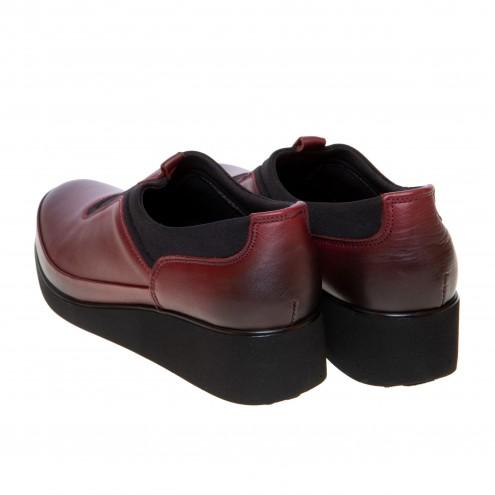 Туфли на низкой танкетке Ripka