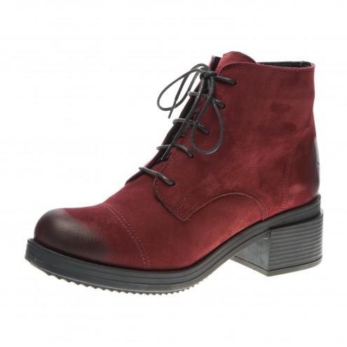 Ботинки на удобном каблуке Doctor