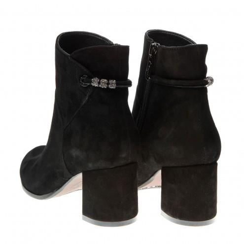 Ботинки на стойком каблуке Angels