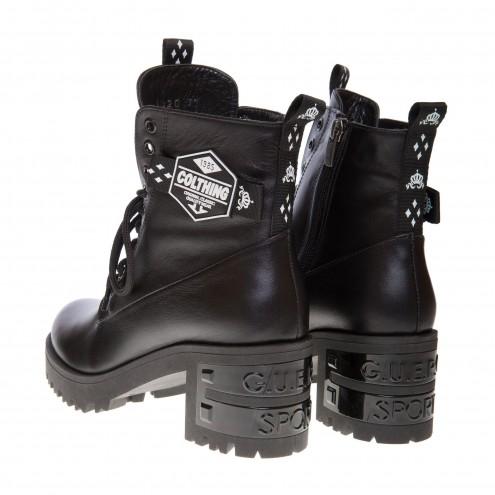 Ботинки на устойчивом каблуке Guero