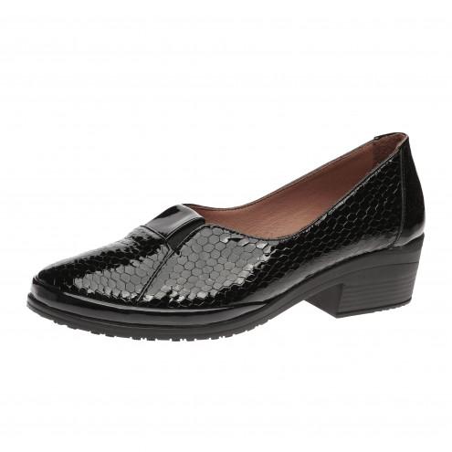 Туфли на удобном каблуке Donna Style