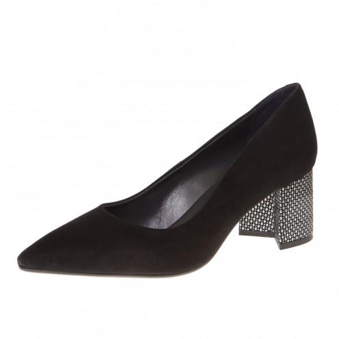 Туфли на удобном каблуке Magnolya