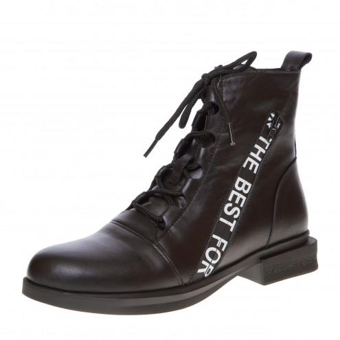 Ботинки со змейкой Grand Donna