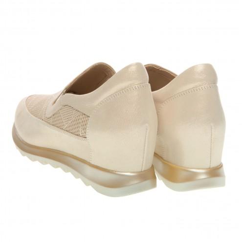 Туфли на скрытой танкетке Alpino