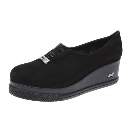 Туфли на высокой платформе Guero