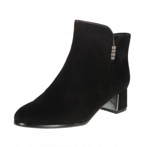 Ботинки на устойчивом каблуке Velly