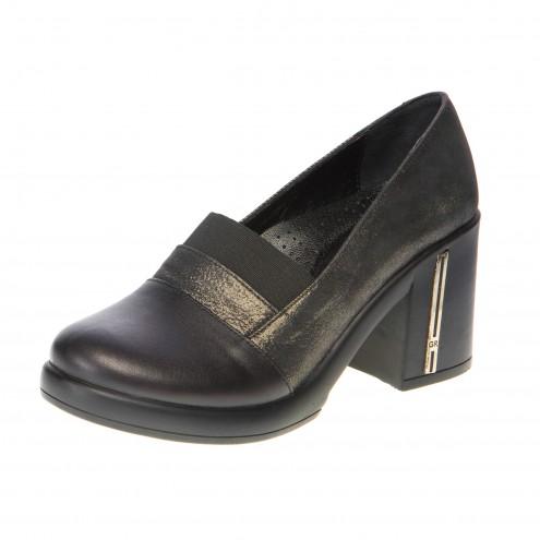 Туфли на устойчивом каблуке Guero