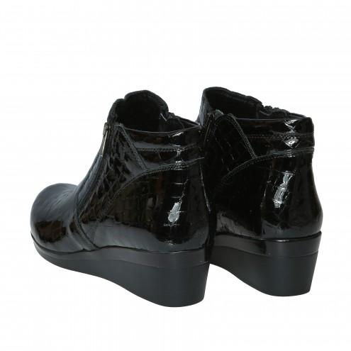 Ботинки на танкетке Carizma
