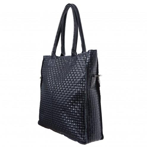 Покупаем стильную кожаную женскую сумку