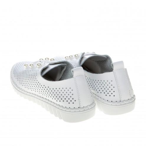 Туфли с перфорацией Allshoes