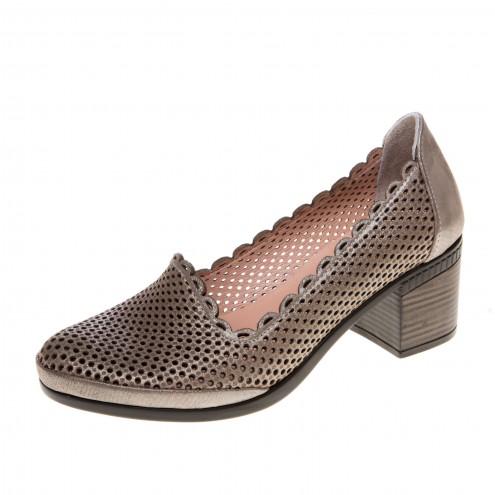Туфли на удобном каблуке Ripka