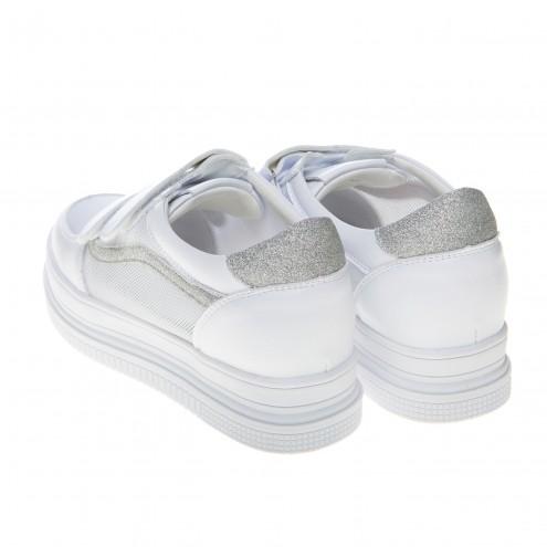 Кроссовки с липучками Lonza