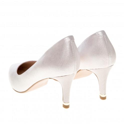 Туфли на низком каблуке Violarte