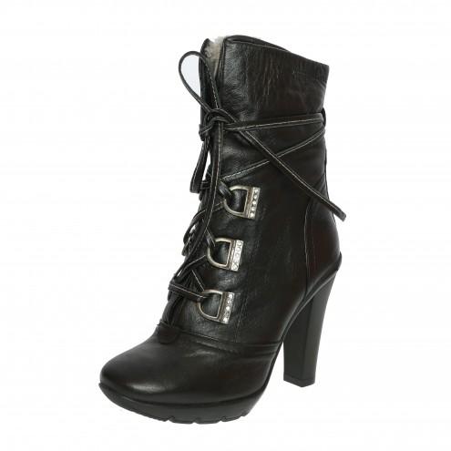 Ботинки на каблуке Evroline