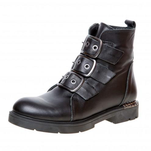 Ботинки со змейкой Evromoda