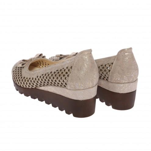 Туфли перфорированные Magnolya