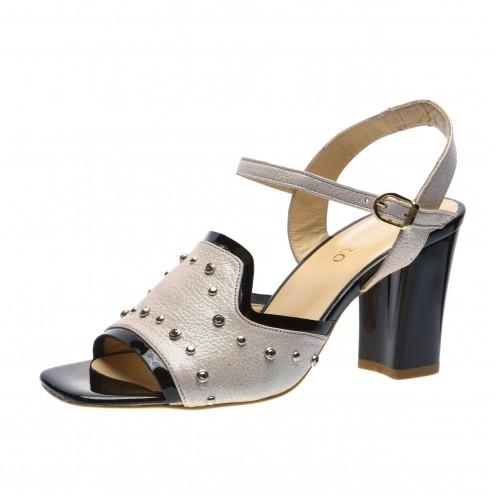 Босoножки на удобном каблуке Guero